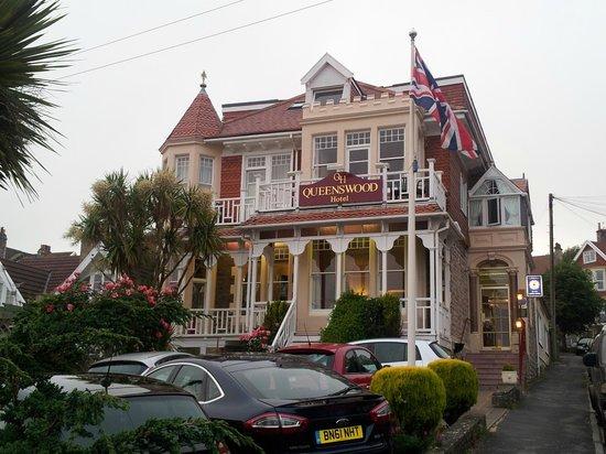 Queenswood Hotel: queenswood