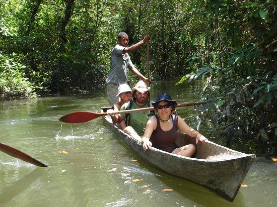 Reserva Aguamarina Hotel y Cabanas: Esteros y manglares