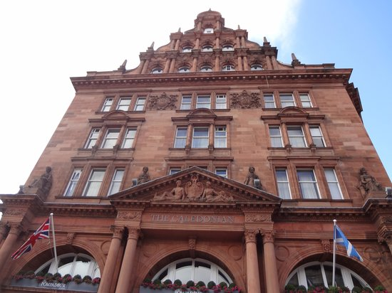 Waldorf Astoria Edinburgh - The Caledonian: The Caledonian