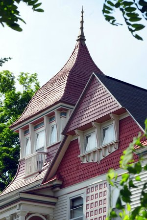 The Grand Victorian B&B: upper floors