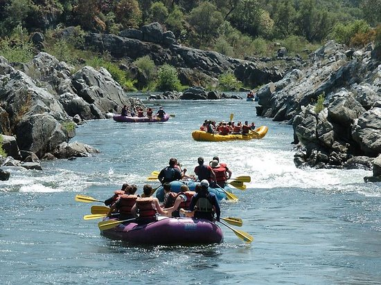 South Fork of the American River