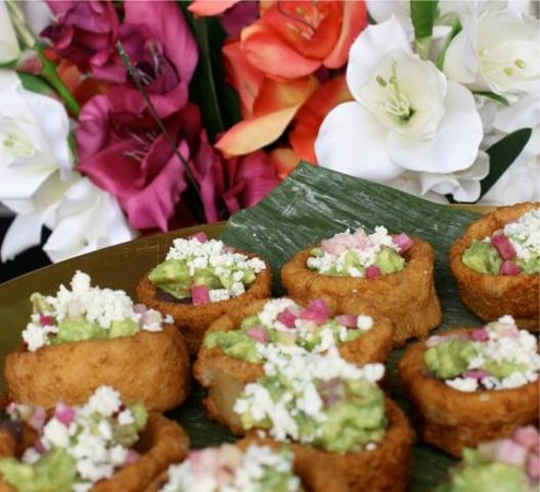 Picante: Food = celebrations, and our catering department can make your event a delicious success