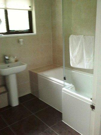 Rosecraddoc Manor: Downstairs Bathroom