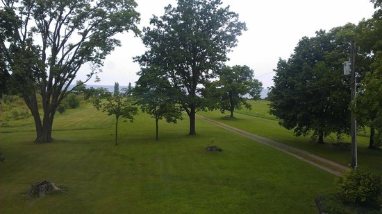 Stonehill Bed & Breakfast: View from our room