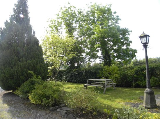 Tigh Cathain: giardino