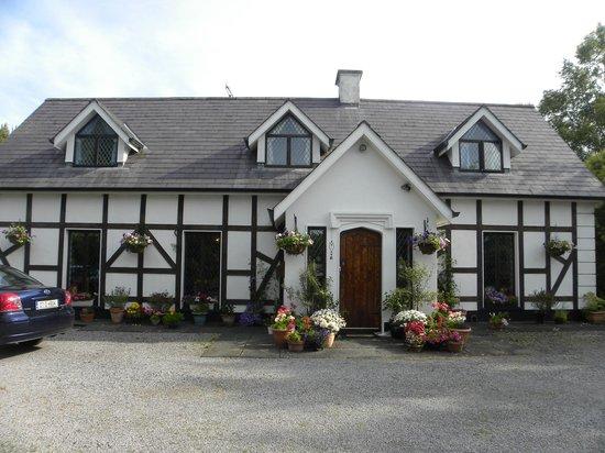 Tigh Cathain: facciata
