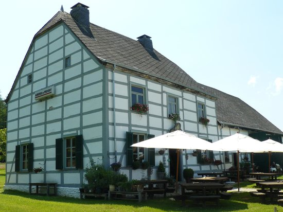 AUBERGE DU PREVOST, Saint-Hubert - Updated 2019 Restaurant