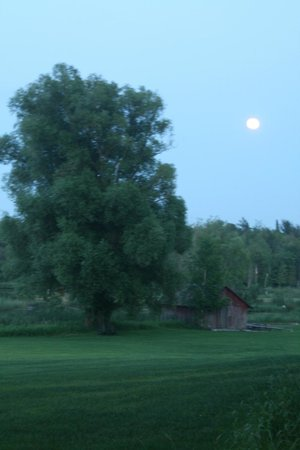 "Crooked River Lodge: 'SUPER MOON"" while staying at lodge!"