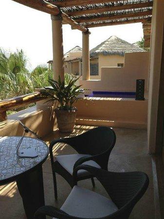 Esperanza - Auberge Resorts Collection: Balcony with hottub