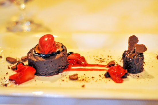 George Restaurant: dessert