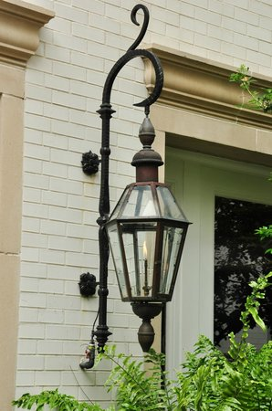 Bevolo gas electric lights bevolo ritz carlton fixture