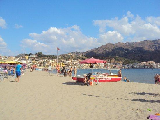 Pensione Villa Sant'Antonio: Beach