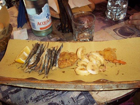 Bar Osteria Bacicio: Gnam!