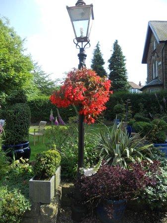 Number27Harrogate: Beautiful Garden