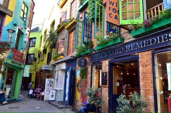 New Drop-In Sessions at Neals Yard Therapy Rooms – Hilary Fairclough