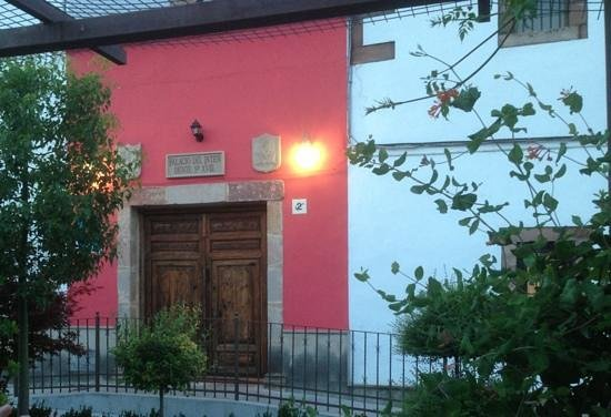 Hotel Palacio del Intendente: Entrance