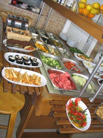 Hotel Sonne : Superb breakfast