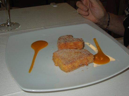 Jerez: Pudding