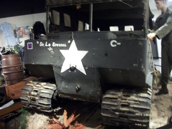 Studebaker National Museum: WWII Weasel Made by Studebaker