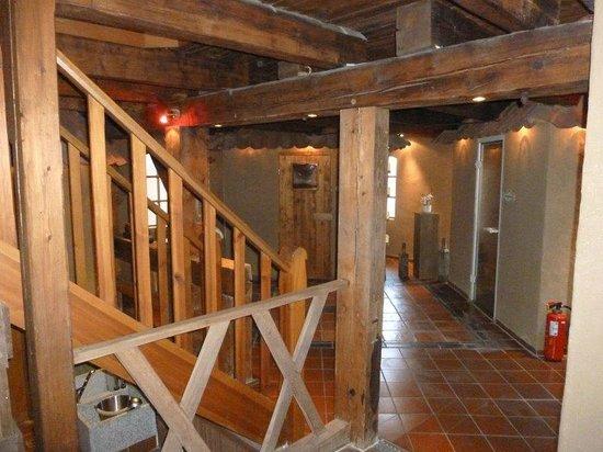 Hotel Reichshof: Saunabereich