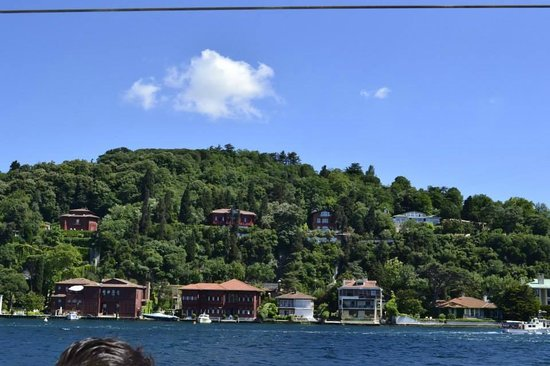 Bonita Tours - Day Tours: Istanbul - view from boat ride