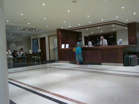 Petit Palais: Reception