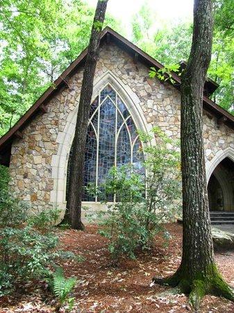 Ida Cason Memorial Chapel - Callaway Gardens