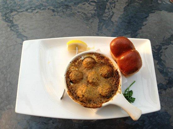 The Keg Steakhouse + Bar Chandler: Escargot Appetizer