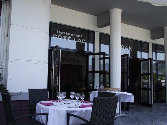 Cote lac geradmer restaurant bewertungen telefonnummer - Restaurant cote jardin lac 2 ...