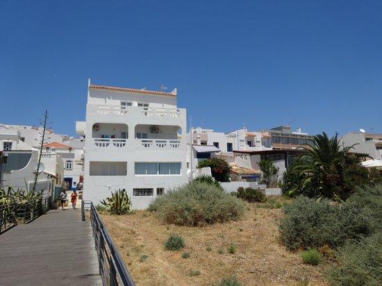Vista do Hotel Frentomar