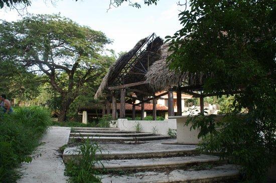 Giardini di Papagayo Hotel: ABANDONADO
