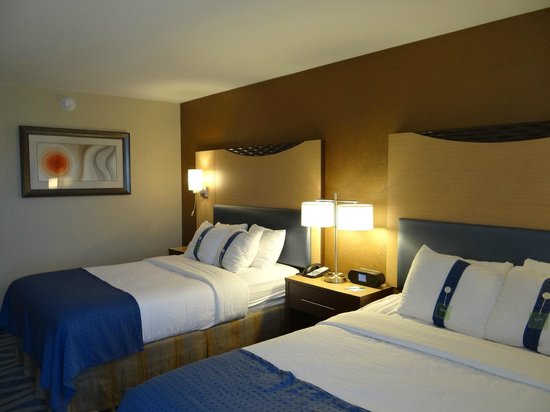 Holiday Inn Cody at Buffalo Bill Village : smart room lighting