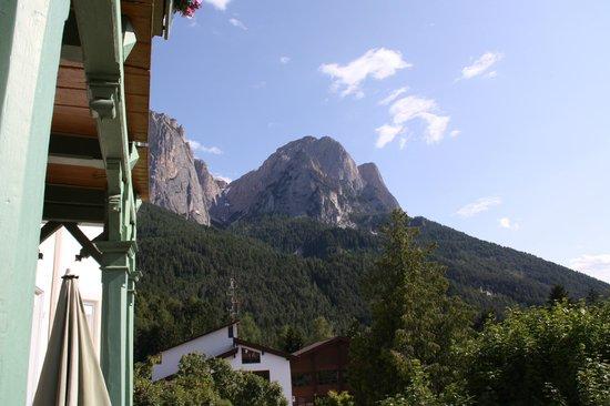 NaturResidence Dolomitenhof: panorama dal nostro appartamento