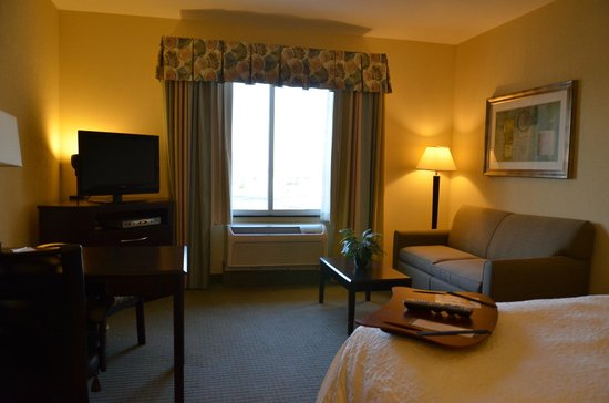 Hampton Inn Alpine: Room 324