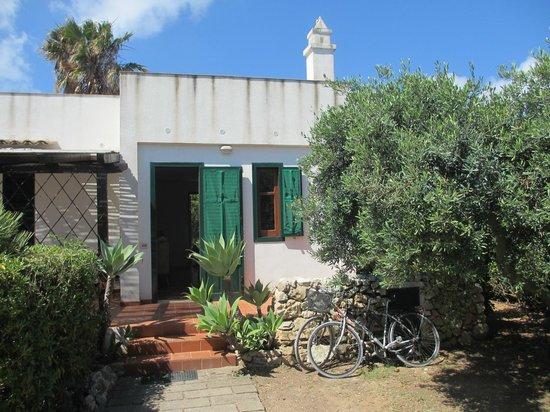 Villa dei Gabbiani : entrée
