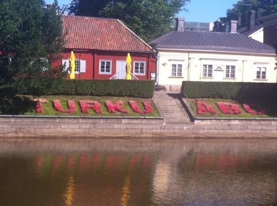 Holiday Inn Turku : Add a caption