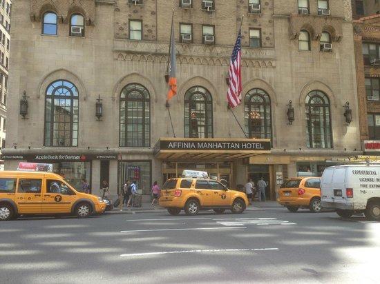 Affinia Manhattan Hotel Tripadvisor