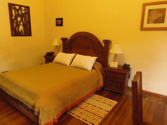 Abadia Colonial: Habitación doble
