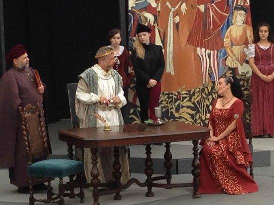 Shakespeare in Delaware Park: Hamlet 2013