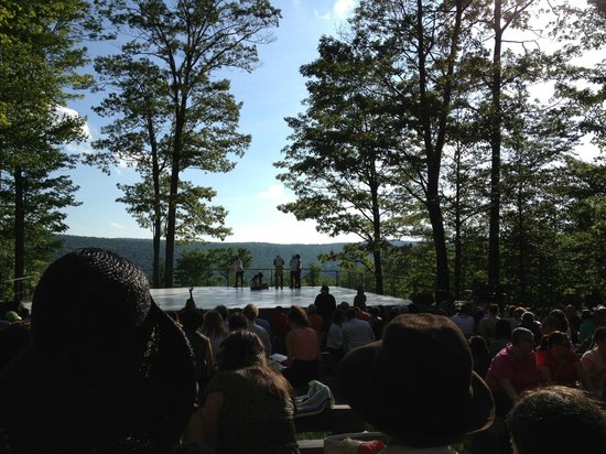 Inside Out Stage at Jacob's Pillow