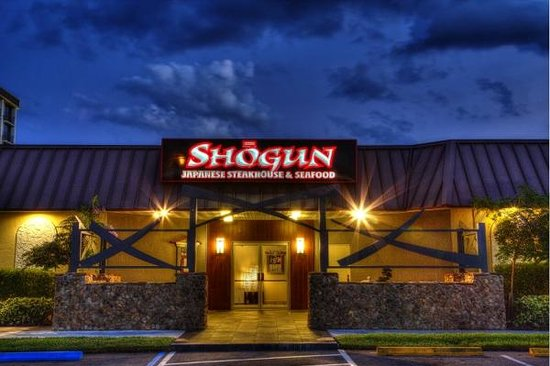 Shogun Japanese Steakhouse Orlando Florida Center