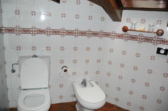 Hotel Obispo: baño