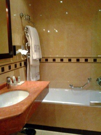 Hotel San Gallo Palace: il bagno