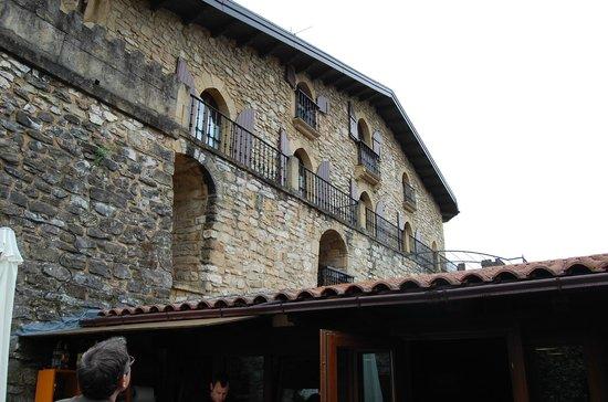 Hotel Obispo: fachada