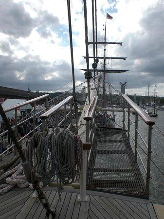 L'armada : Depuis le Tenacious (Anglais)