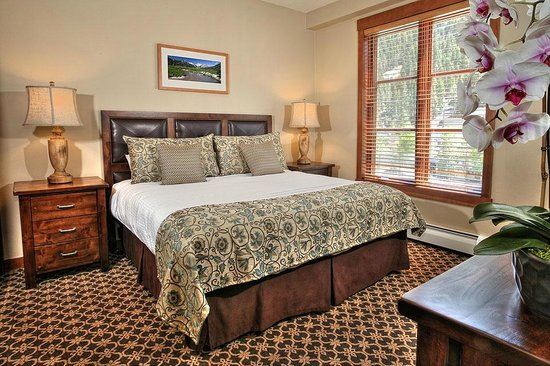 The Village At Squaw Valley: Our newly upgraded rooms feature new carpets, mattresses, bedding & flat screen TV's