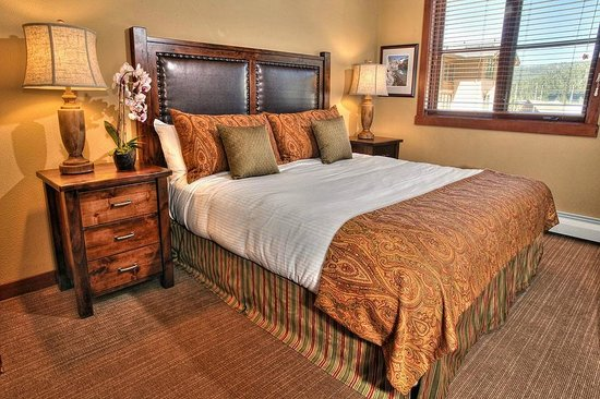 Enjoy the newly upgraded rooms at The Village at Squaw Valley