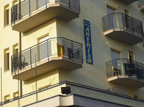 Hotel Anthisa: hotel athisa.
