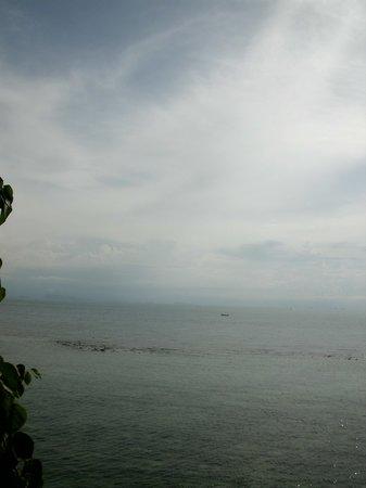 Ling Sabai Bungalows : view from bungalow