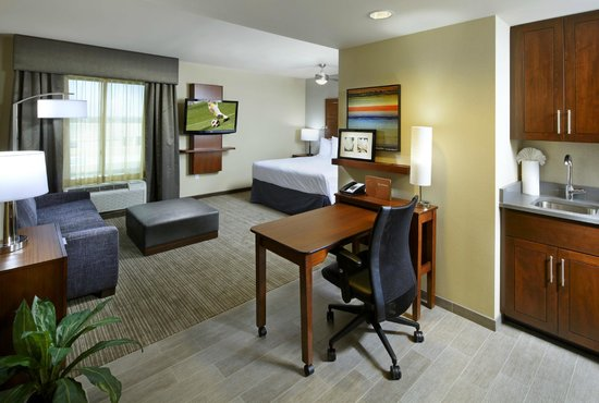 Homewood Suites by Hilton Springfield: Studio Suite